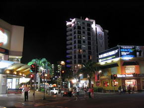 irgendwo in Surfers Paradise
